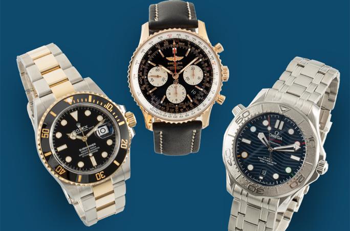 eBay Echtheitsprüfung Uhren