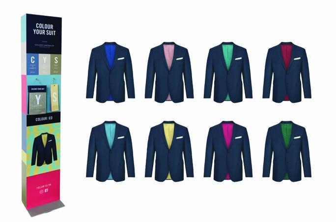 Colour your suit