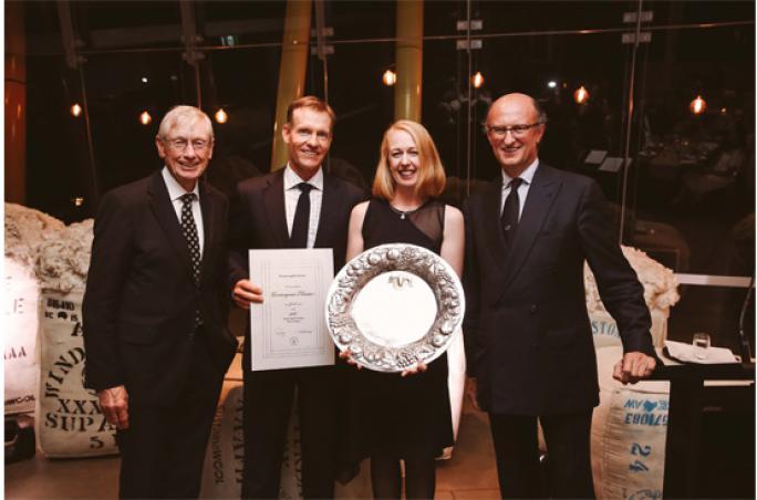 Ermenegildo Zegna verleiht Wool Awards in Melbourne