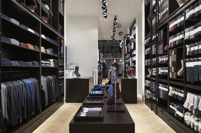 Falke, Store, Amsterdam, Niederlande, Paul Falke, Franz-Peter Falke