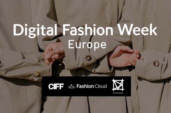 Digital Fashion Week Europe