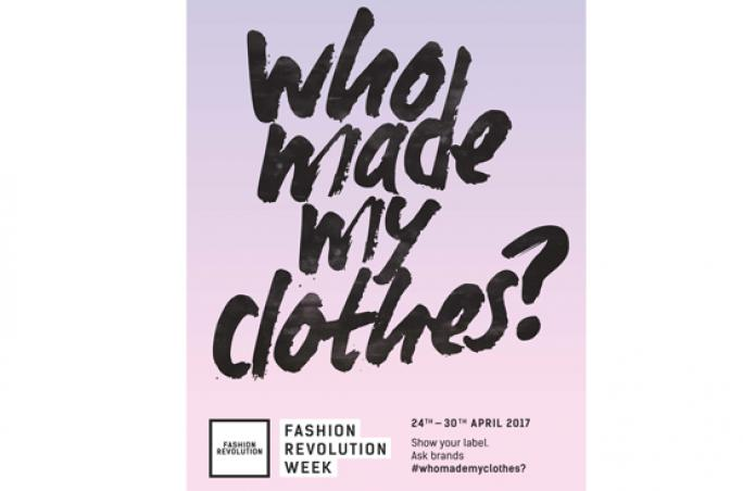 Fashion Revolution: Who made your clothes?