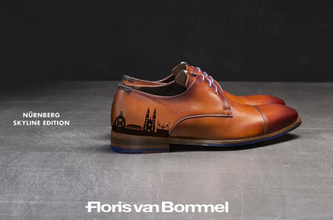 Floris van Bommel: Store Eröffnung in Nürnberg