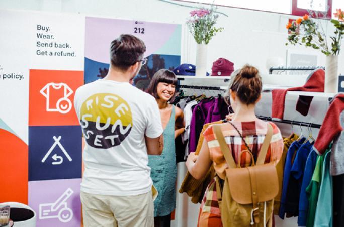 Fashion Cloud: Zusammenarbeit mit Innatex