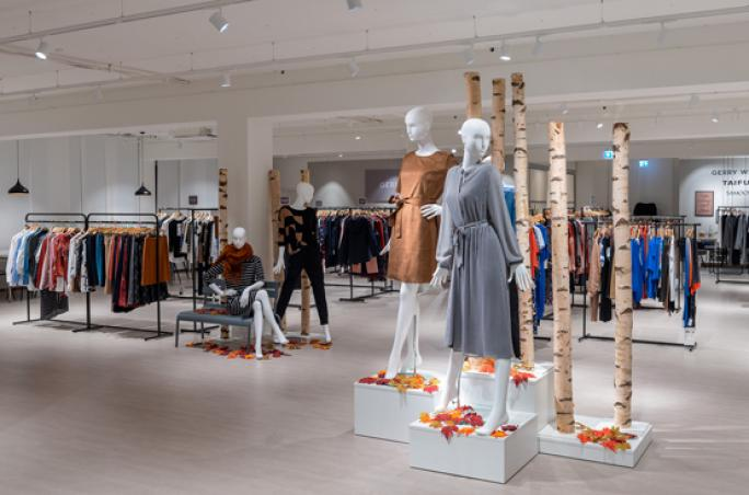 Gerry Weber vereint alle Marken in Hamburger Showroom
