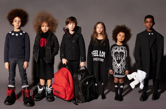 Givenchy launcht Kidswear-Linie