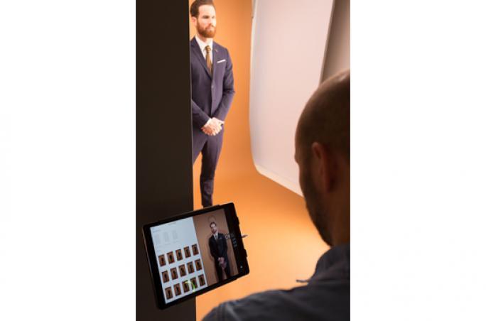 Garcia Jeans führen vollautomatisierte Foto- und Videostudios ein