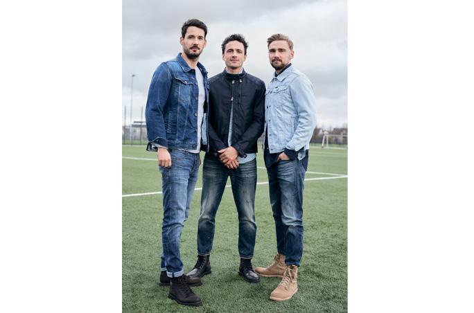 G-Star: Zusammenarbeit mit BVB-Spielern