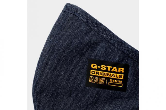 G-Star erweitert Kollektion um Gesichtsschutzmasken