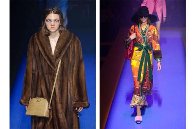 Gucci sagt 'No' zu echten Pelz