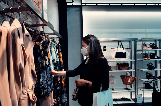 HDE: Einkaufen ist in der Pandemie sicher