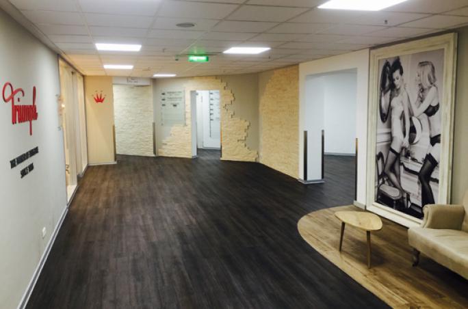 Häuser der Mode Frankfurt: Start der Modernisierungsmaßnahmen