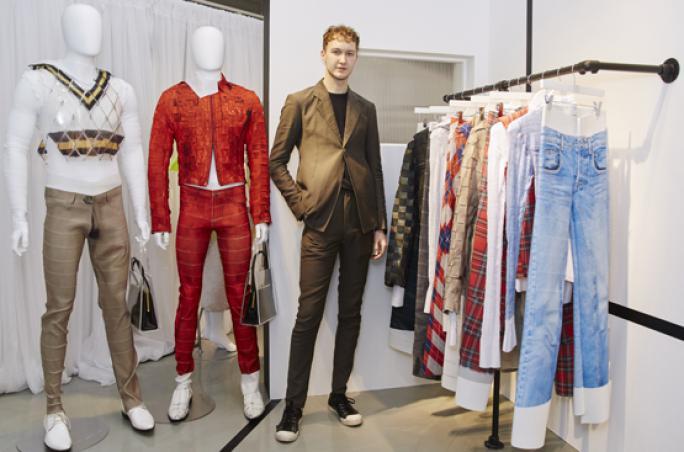 Stefan Cook gewinnt H&M Design Award 2018