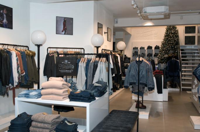 Herrlicher: Erster Store in Eigenregie in Dortmund