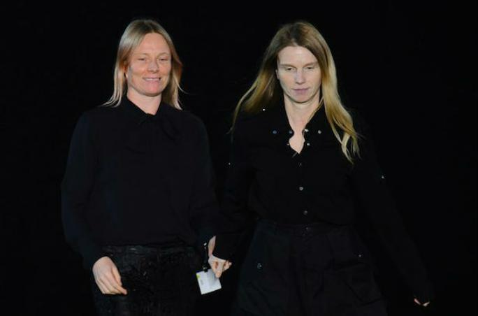 Luella Bartley, Calvin Klein Jeans, Global Head of Design, Pieter Mulier, Franck Belochi