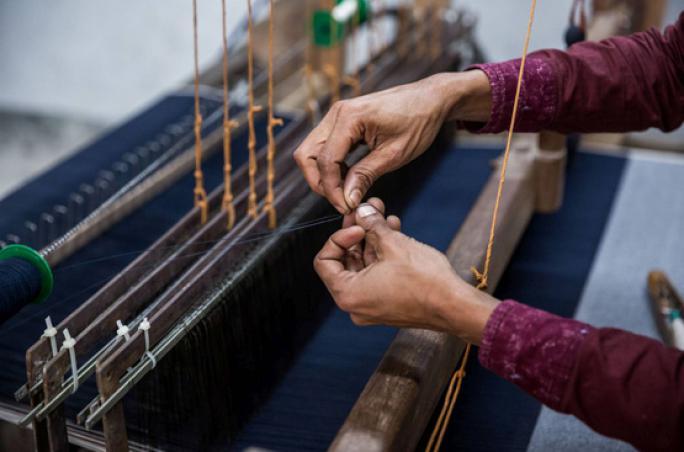 Hessnatur präsentiert Naturindigo Selvedge Jeans Projekt