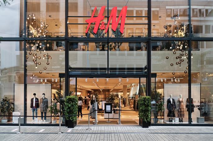 H&M: Neuer Laden im Kö-Bogen II