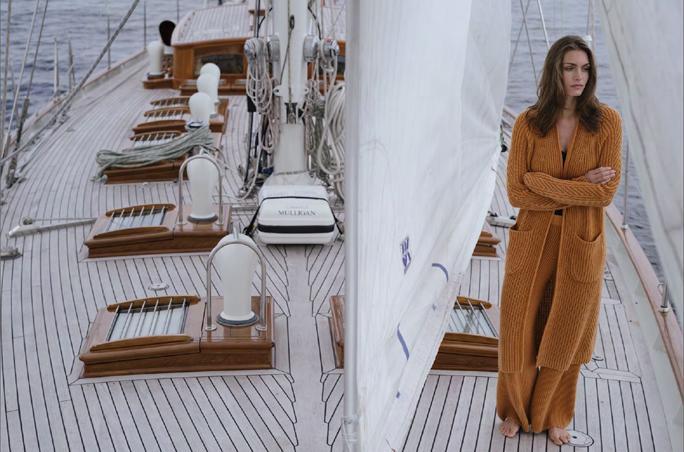 Iris von Arnim präsentiert Kapselkollektion