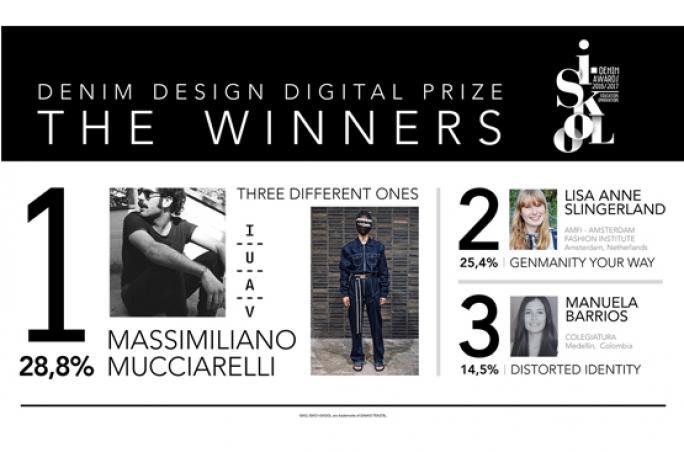 Isko I-Skool Denim Design Digital Preis findet Gewinner