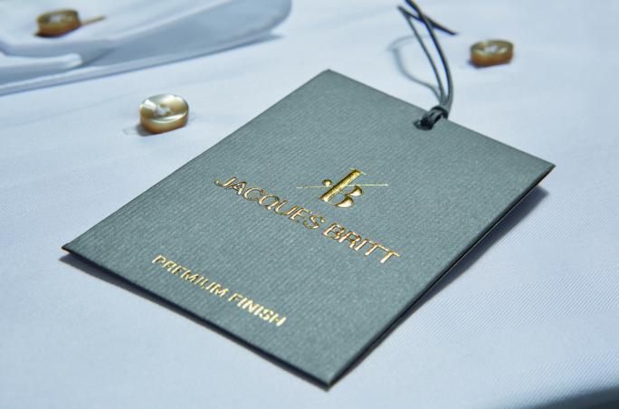 Jacques Britt, neuer Markenauftritt, Corporate Identity, Dress Up. Open Up, Premium