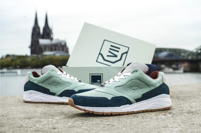 Kangaroos und Sneakerness Cologne mit Collabo-Edition