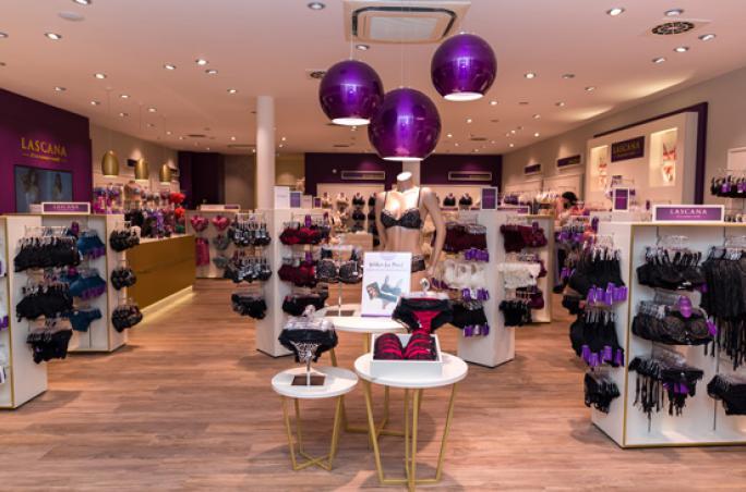 Lascana startet Store in Gütersloh