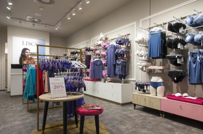 Lisca eröffnet ersten Shop in Österreich