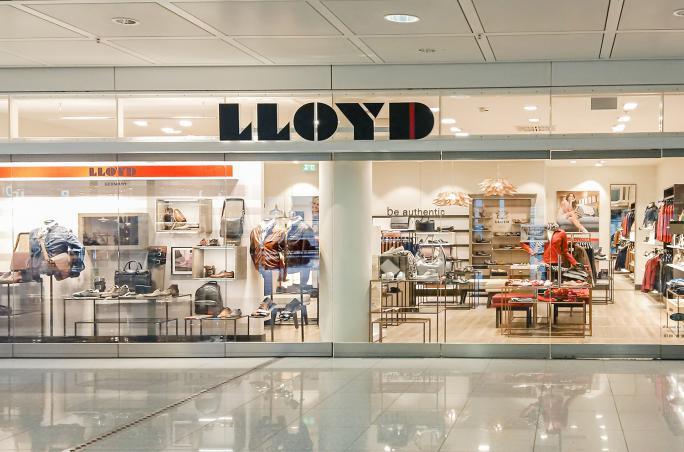 Lloyd, Concept-Store, Münchener Flughafen, neues Ladenbaukonzept, Andreas Schaller