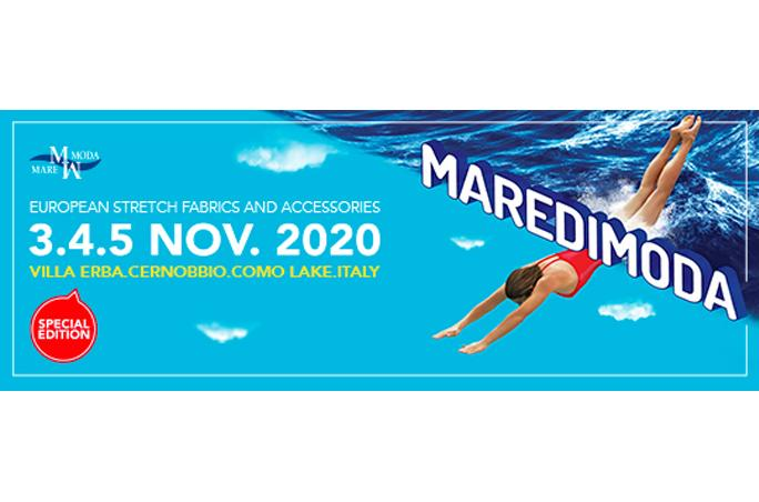 MarediModa findet erstmals in Italien statt