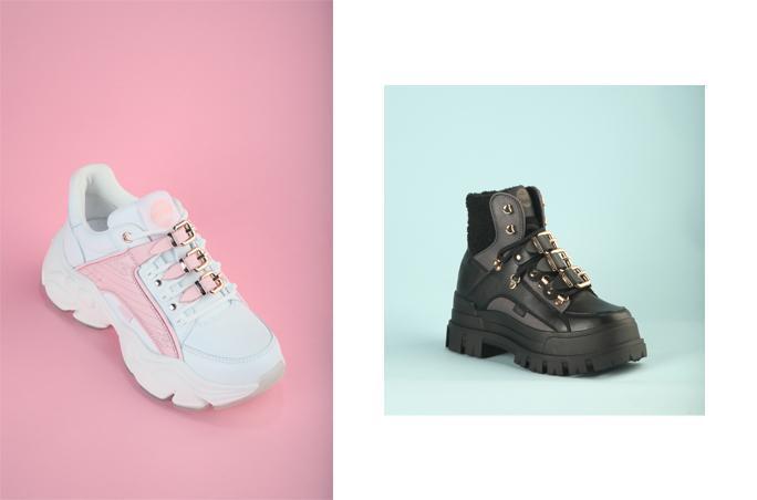 Marina Hoermanseder x Buffalo präsentieren vegane Footwear-Kollektion