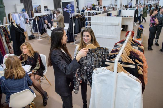 Messe Frankfurt - Mentoring-Programm für Berliner Modedesigner