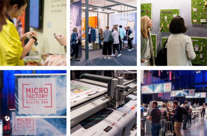 Munich Fabric Start vereint Kreativität, Technologie & Digitalisierung