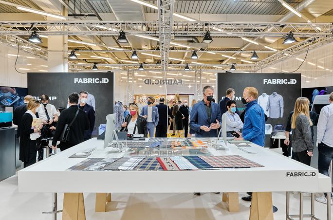 Munich Fabric Start präsentiert Fabric.iD