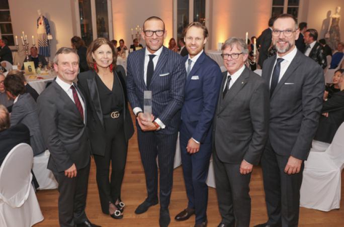 Fashion Net: Breuninger Düsseldorf erhält Modebusiness Award