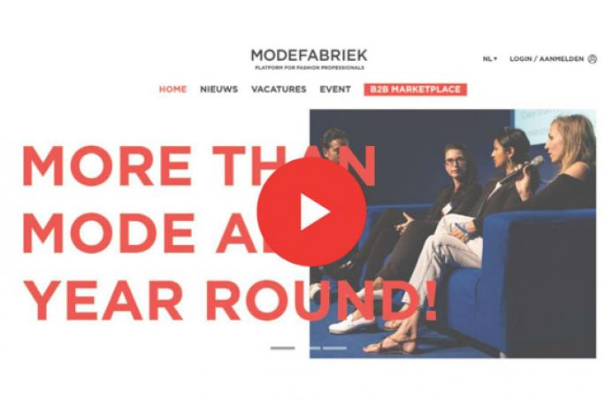 Modefabriek geht digital