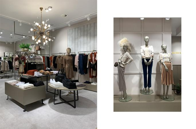 More & More: Neuer Flagship-Store in Frankfurt