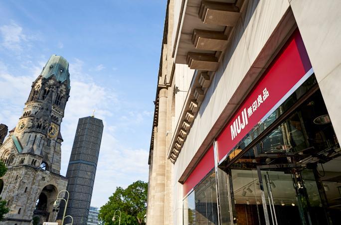 Muji eröffnet ersten Flagship-Store in Deutschland