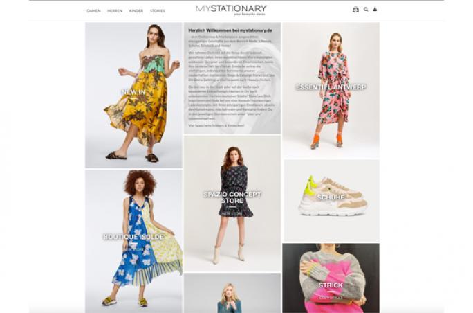 Mystationary: Online-Plattform für Multibrand-Stores