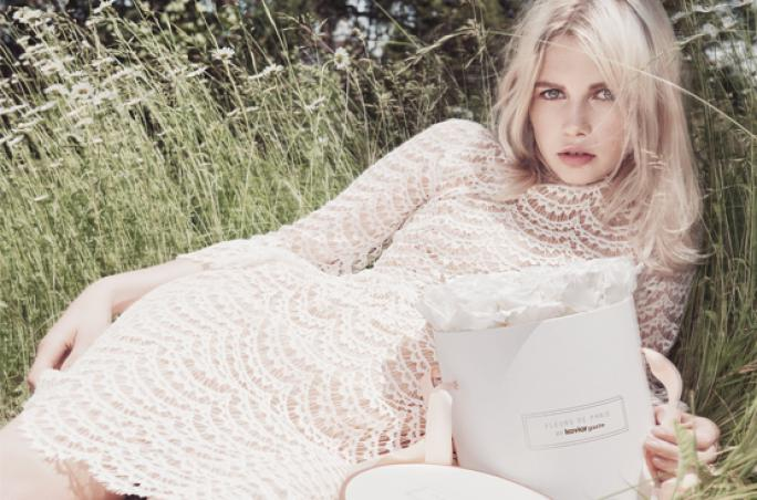 Kaviar Gauche designt mit Fleurs de Paris