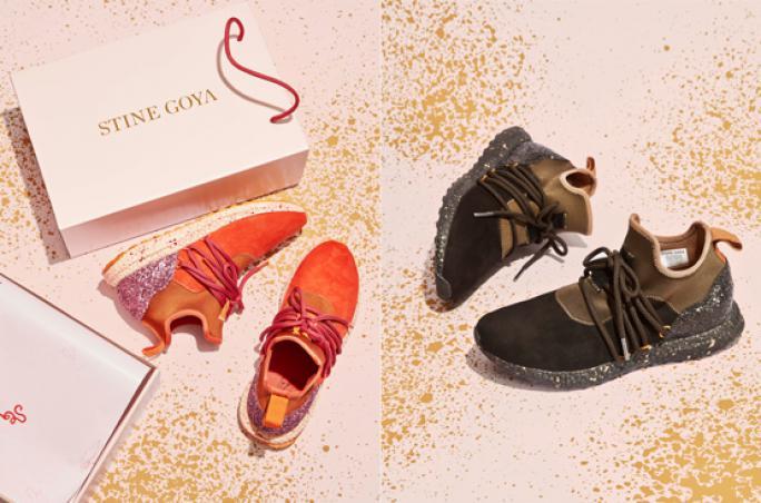 Stine Goya launcht ersten Sneaker Abel