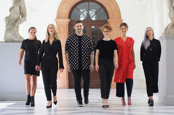 European Fashion Award Fash 2017 im Bode-Museum Berlin