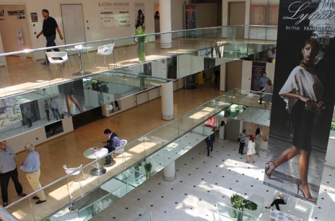 Düsseldorf Fashion House mit neuen Anbietern