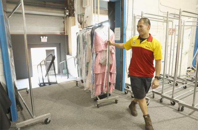 DHL mit neuen Partnern in der Modeindustrie