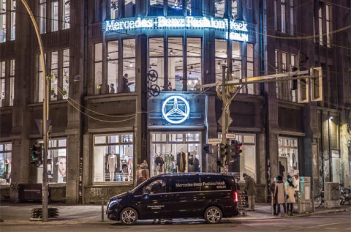 Mercedenz-Benz verlässt Fashion Week Berlin