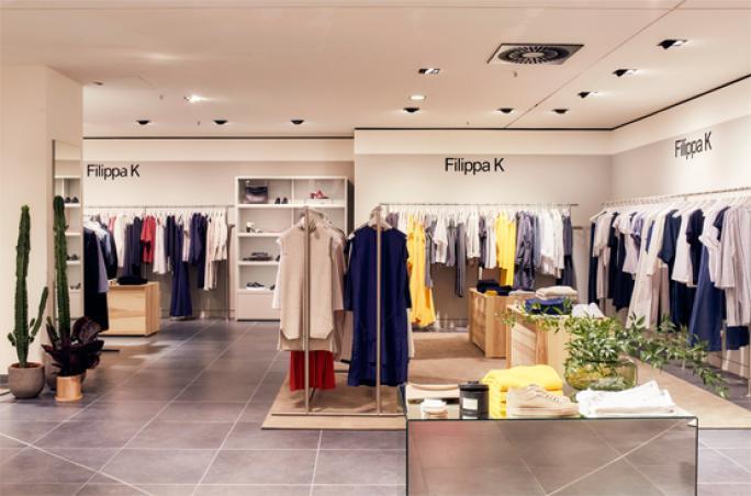 Filippa K eröffnet Brandstore in München