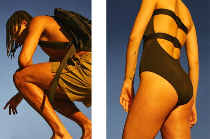 Weekday lanciert nachhaltige Swimwear-Kollektion