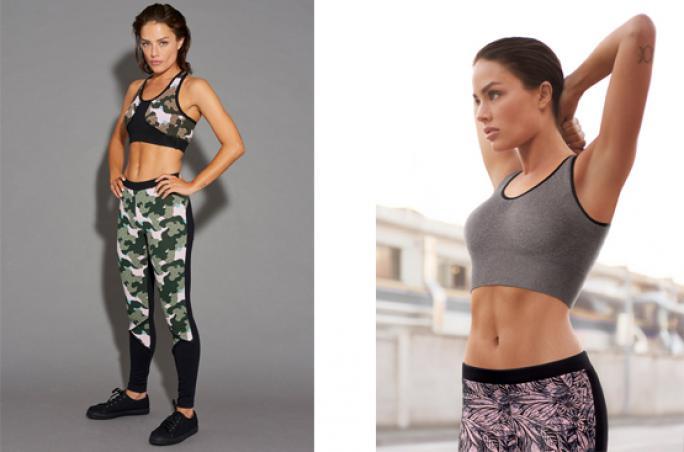 Tezenis präsentiert sommerliche Fitness-Kollektion