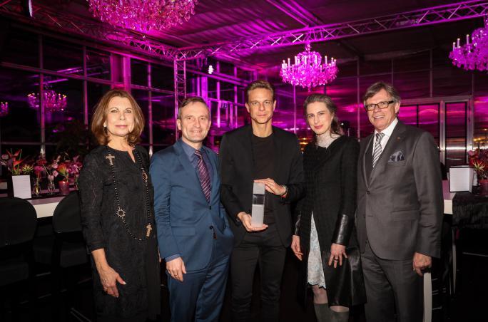 CPD, Thomas Geisel , Modewirtschaft,  'Talk & Dine',  Barbara Schwarzer ,Dorothee Schumacher , Dr. Vera Geisel, Steffen Schraut , Modebusiness Award Düsseldorf 2017