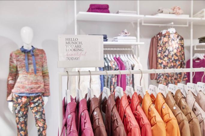 Oui eröffnet ersten Store in München