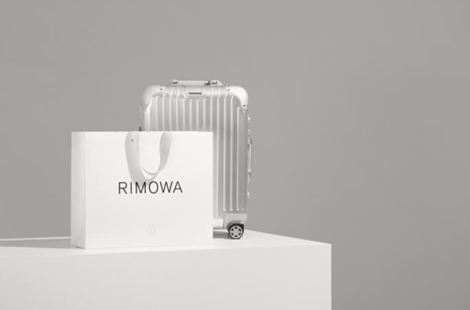 Rimowa mit neuem Markenauftritt